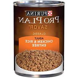 Purina Pro Plan Savor Classic Chicken & Rice Entree Adult We