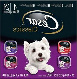 CESAR Wet Dog Food Classic Loaf in Sauce Beef Recipe,  3.5 o