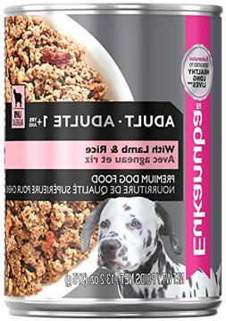 Eukanuba Wet Food 10154713 Adult With Lamb & Rice Canned Dog