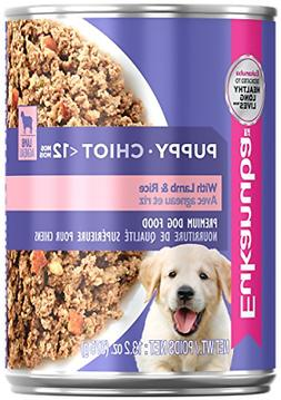 Eukanuba Wet Food 10154715 Puppy With Lamb & Rice Canned Dog