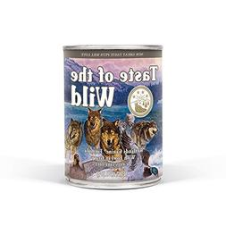 Taste of the Wild Wetlands Grain-Free Canned Dog Food Pack o