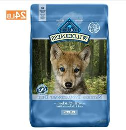 Blue Buffalo Wilderness Natural Puppy High Protein Grain Fre