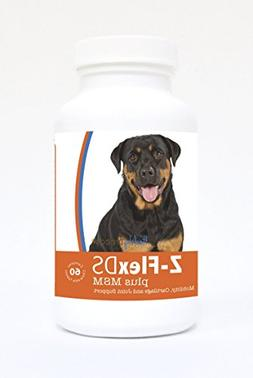 Healthy Breeds Z-Flex Dog Hip & Joint Double Strength Supple